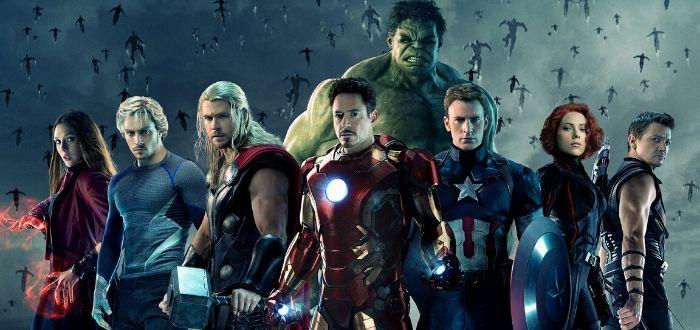 Las 20 Películas más taquilleras de la Historia. Avengers Age of Ultron