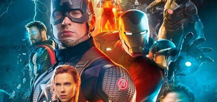 Las 20 Películas más taquilleras de la Historia. Avengers endgame