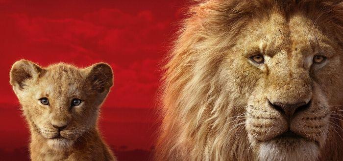Las 20 Películas más taquilleras de la Historia. El Rey León