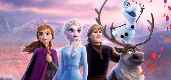 Las 20 Películas más taquilleras de la Historia. Frozen 2