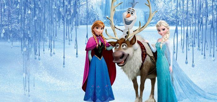 Las 20 Películas más taquilleras de la Historia. Frozen