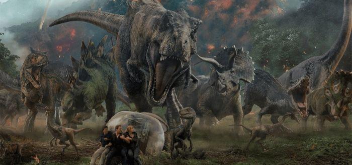 Las 20 Películas más taquilleras de la Historia. Jurassic World el reino caído