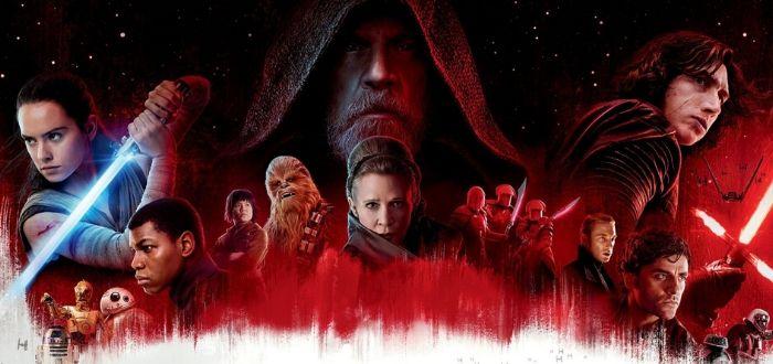 Las 20 Películas más taquilleras de la Historia. Star Wars Episodio VIII Los últimos Jedi