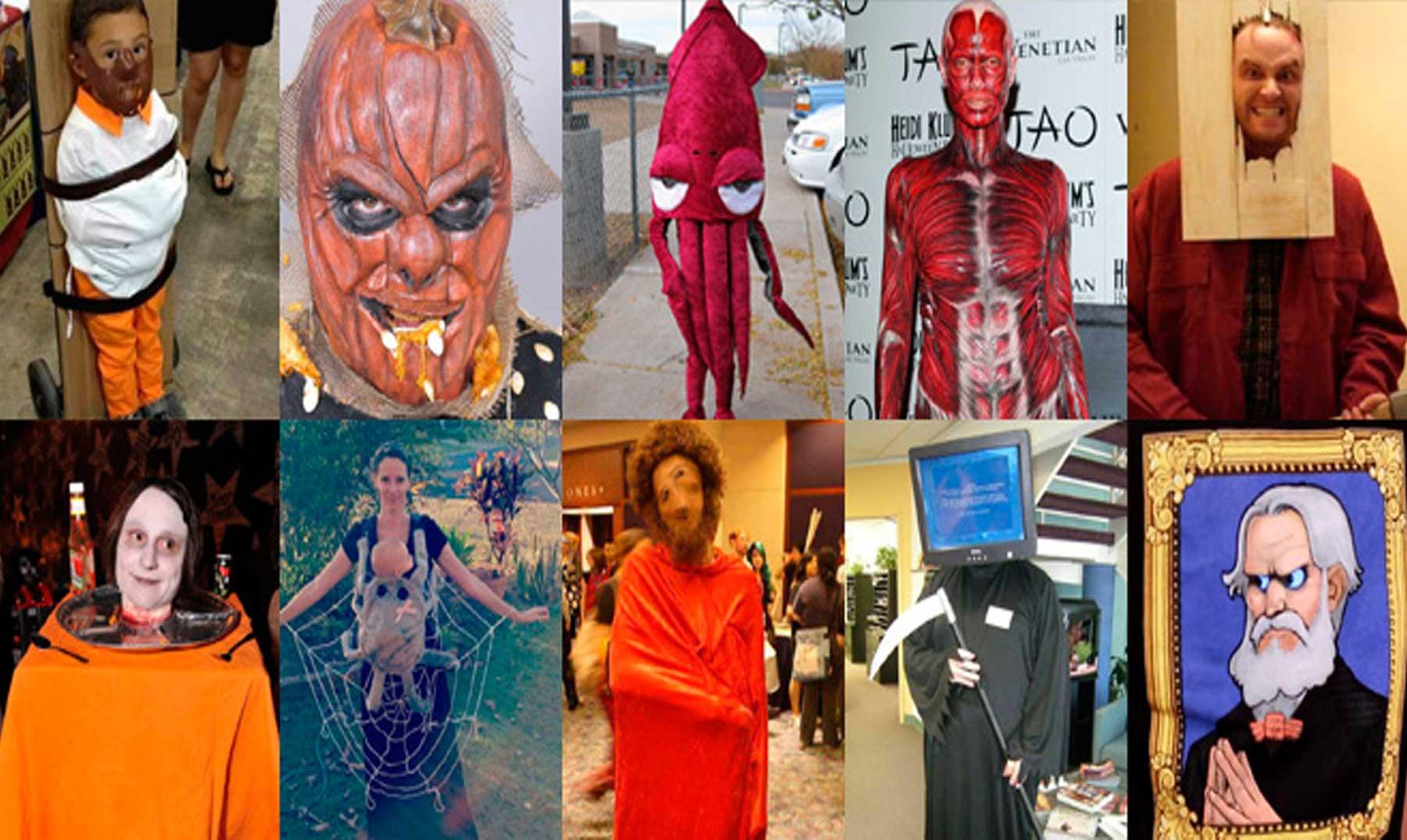 Los mejores disfraces de Halloween II