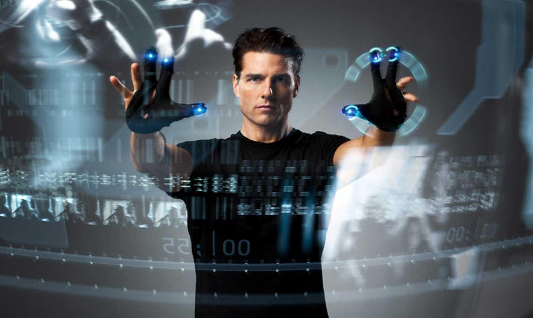 """La tecnología de """"Minority Report"""" ya es una realidad"""