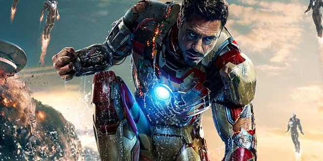 Peliculas mas taquilleras de la historia Iron Man