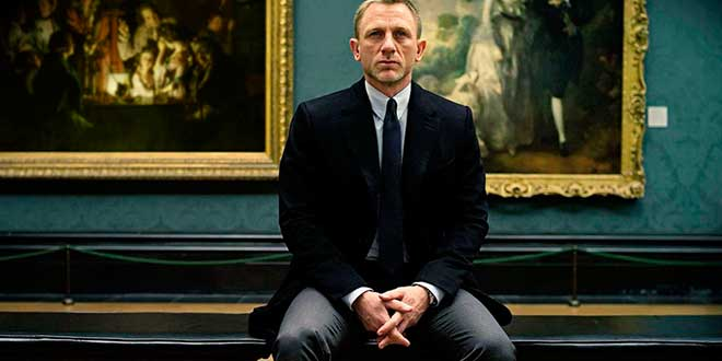 Peliculas mas taquilleras de la historia James Bond