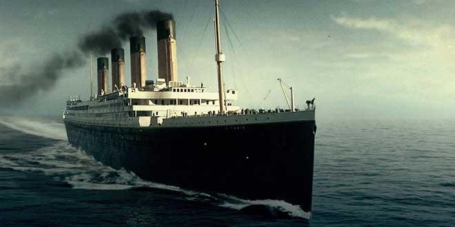 Peliculas mas taquilleras de la historia Titanic