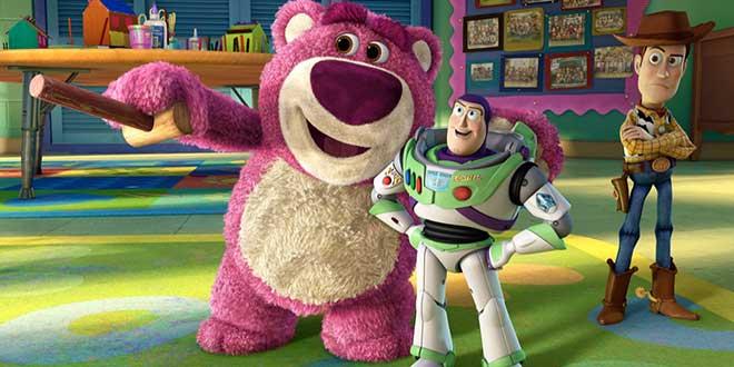 Peliculas mas taquilleras de la historia Toy Story 3