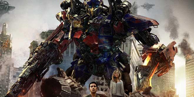 Peliculas mas taquilleras de la historia Transformers