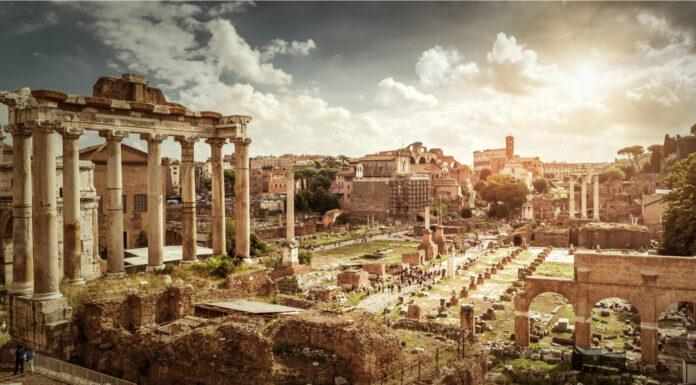 Todos los caminos llevan a Roma. Verdad o mentira