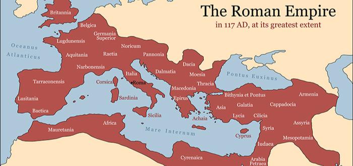 Todos los caminos llevan a Roma. Verdad o mentira..