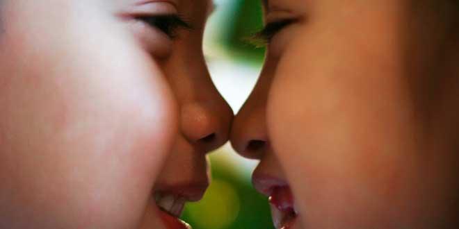 beso esquimal
