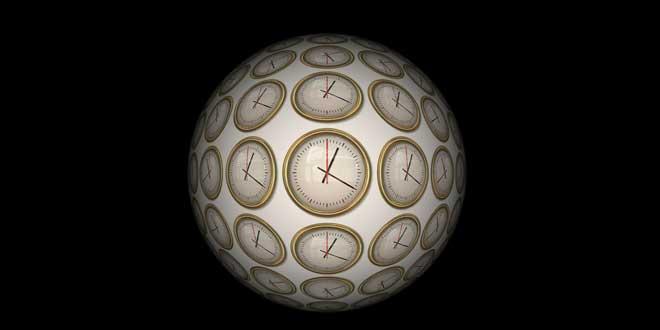 cambio horario relojes