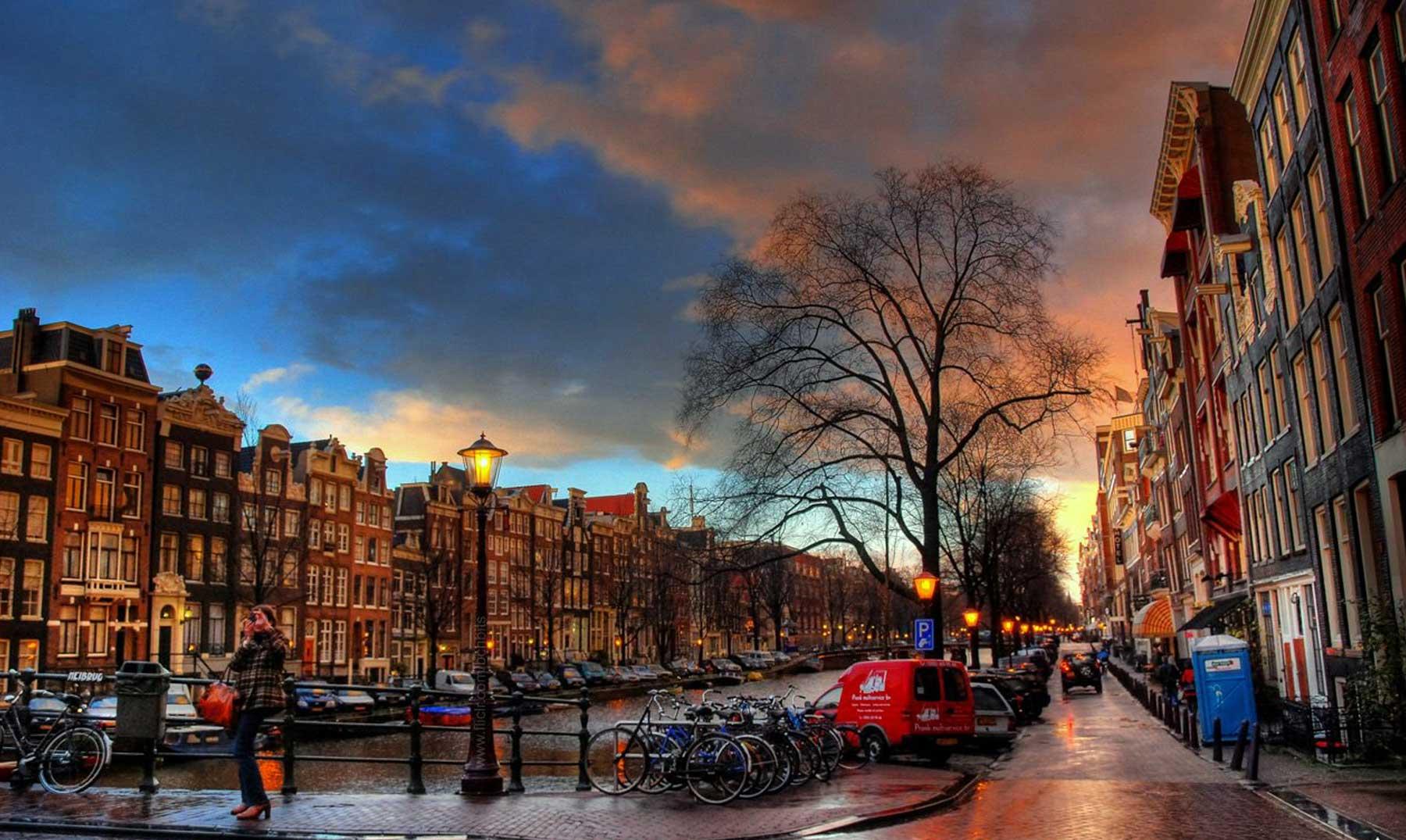 Curiosidades sobre Amsterdam, la ciudad del pecado
