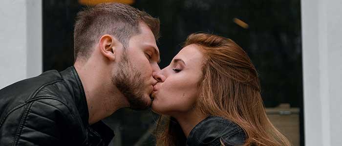 datos curiosos de los besos