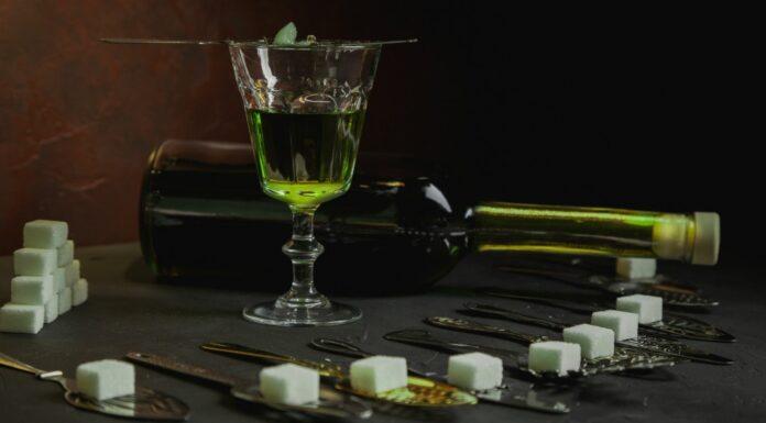 licor de absenta