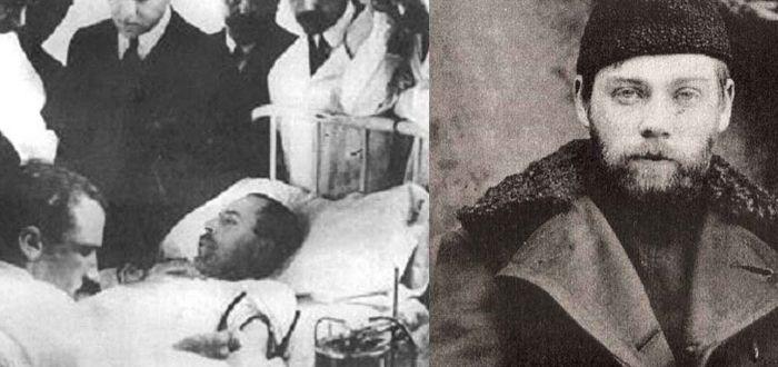 transfusiones de sangre de Alexander Bogdanov