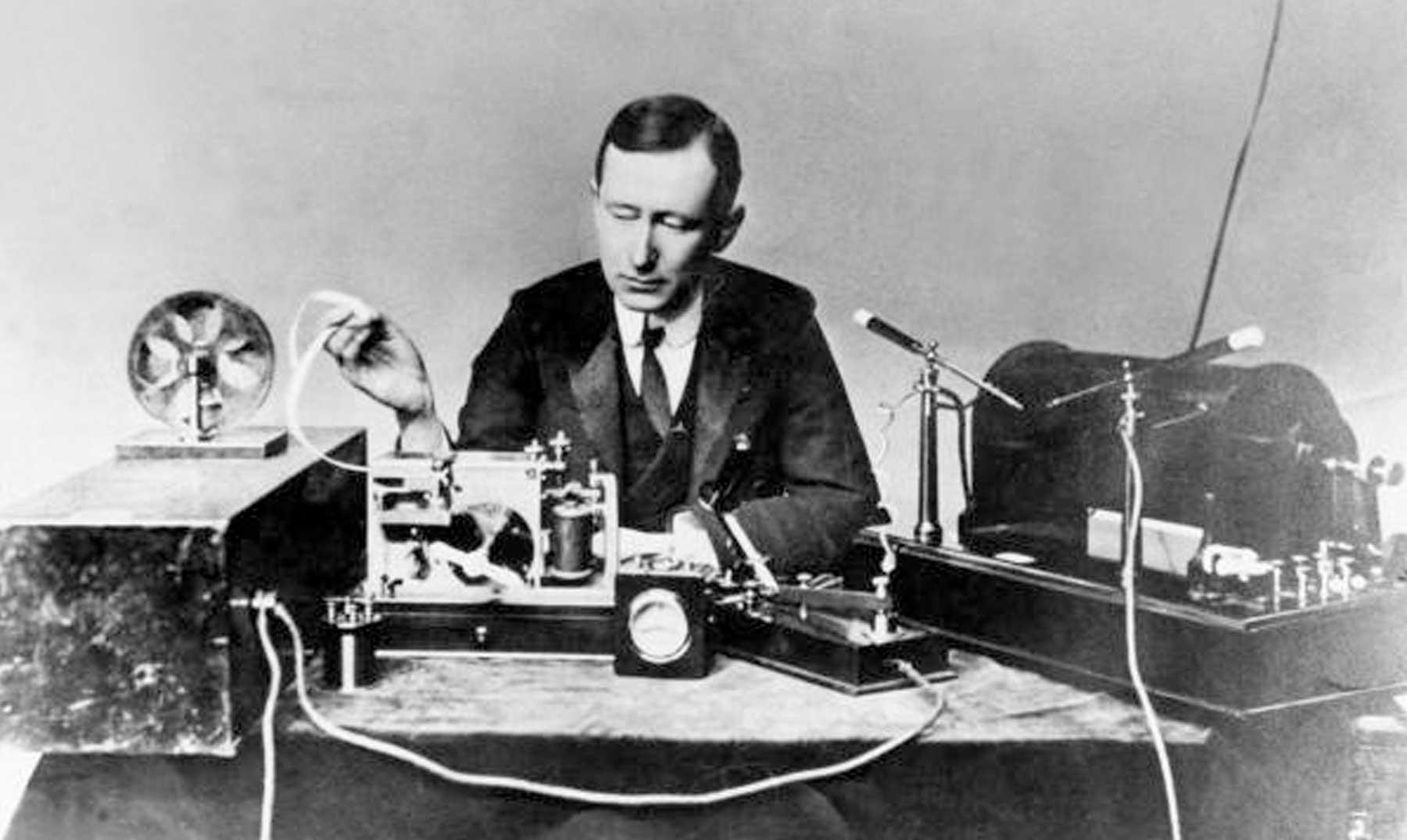 Falsos Inventores: Guillermo Marconi