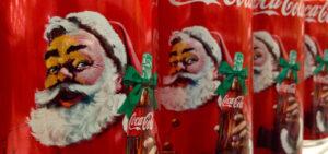 Origen de Papá Noel Coca COla