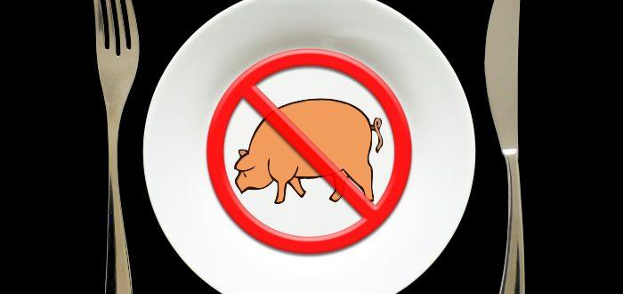Por qué los musulmanes no comen cerdo