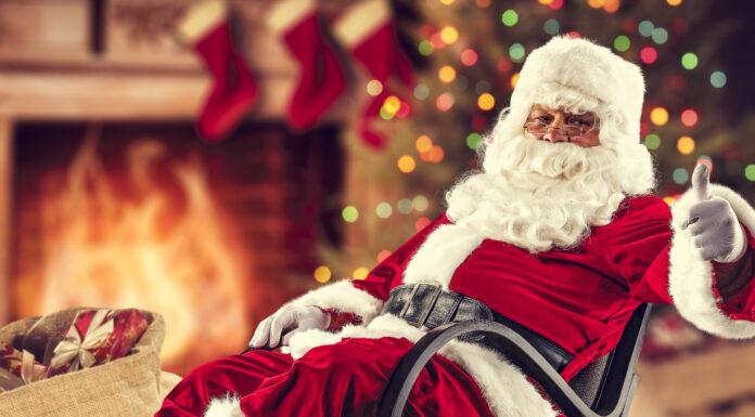 X Curiosidades de Papá Noel _ Datos que te sorprenderán