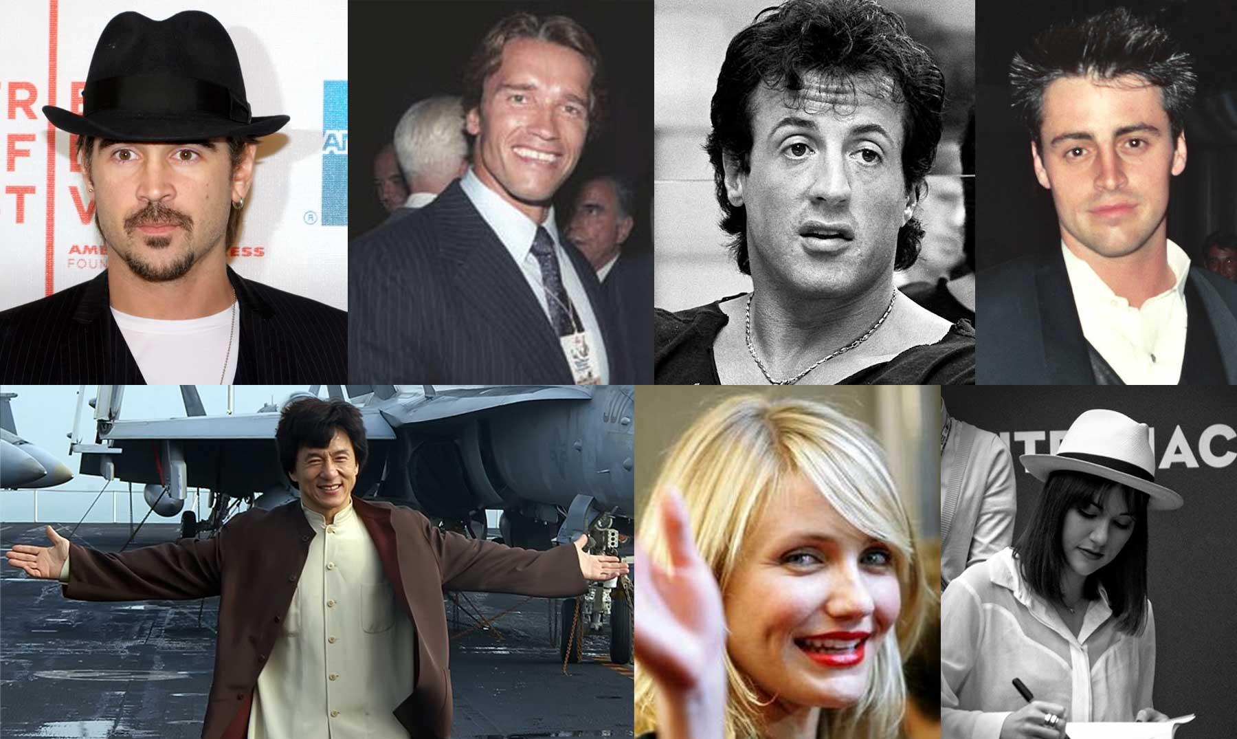Estrellas de Hollywood que empezaron en el porno