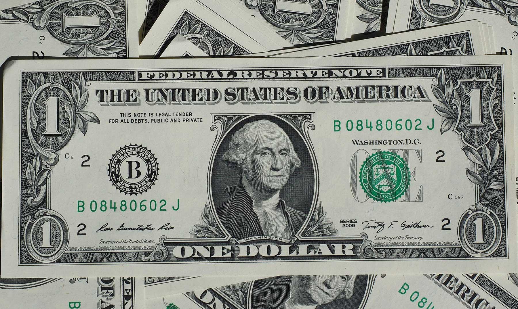 8 curiosidades sobre el billete de dólar