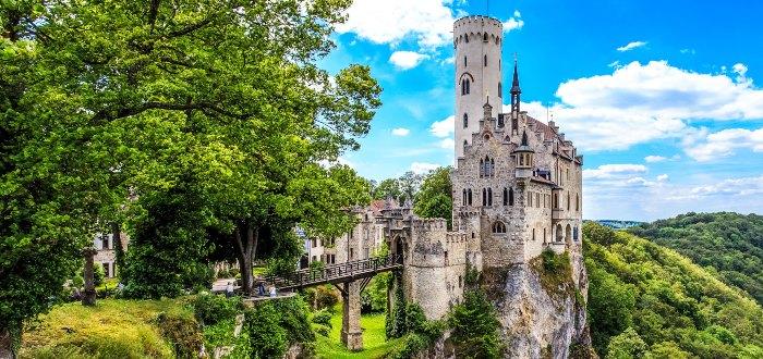 castillos de Europa, castillos más hermosos del mundo, castillos medievales.