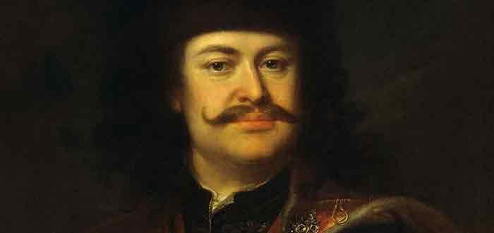 Francisco Rákóczi II, supuesto padre del Conde de Saint Germain