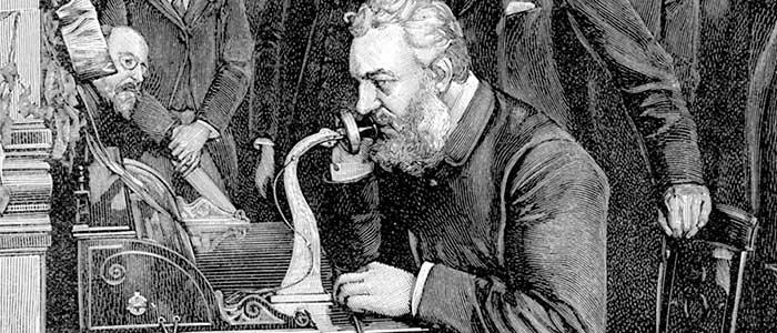 inventos de alexander graham bell