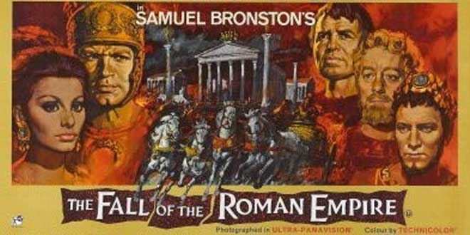 La caída del Imperio Romano (Thomas Mann, 1964)