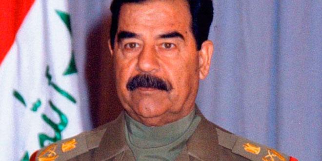 Sadam Husein Robo