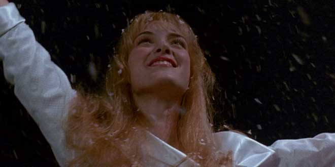 """Winona Ryder en """"Eduardo Manostijeras"""" (Tim Burton, 1990)"""