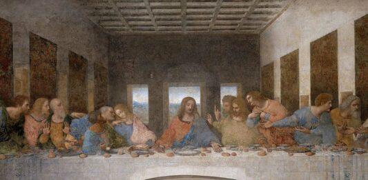 Curiosidades de La Última Cena   Todo sobre el cuadro de Da Vinci