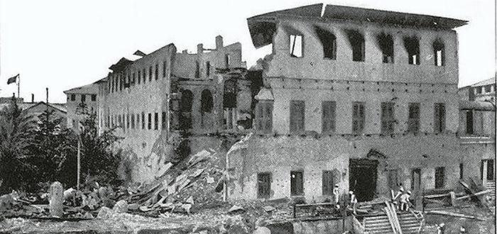 la guerra mas corta de la historia