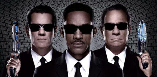 Los hombres de negro reales