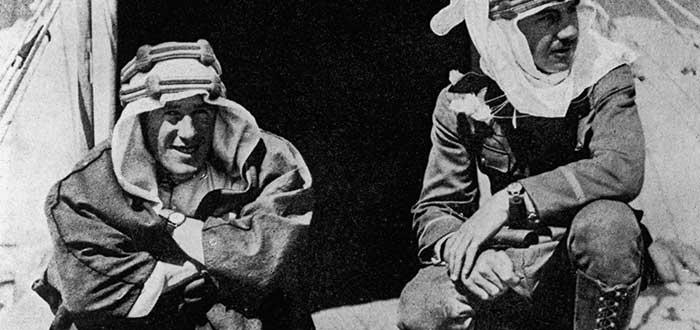 Lawrence de Arabia | Un Hombre Curioso