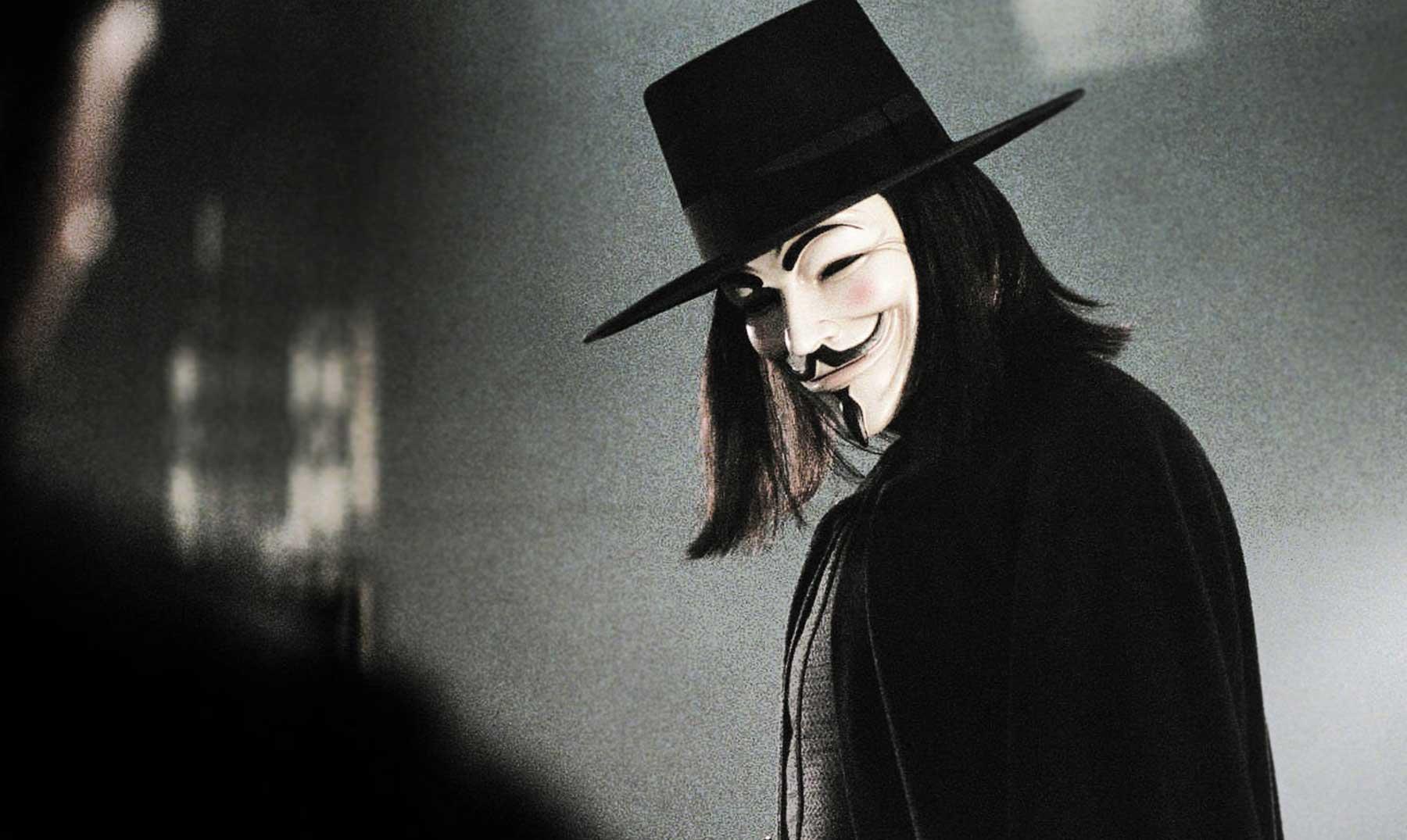 Guy Fawkes el hombre que inspiró a Anonymus.