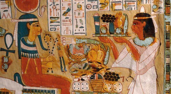 colores egipcios