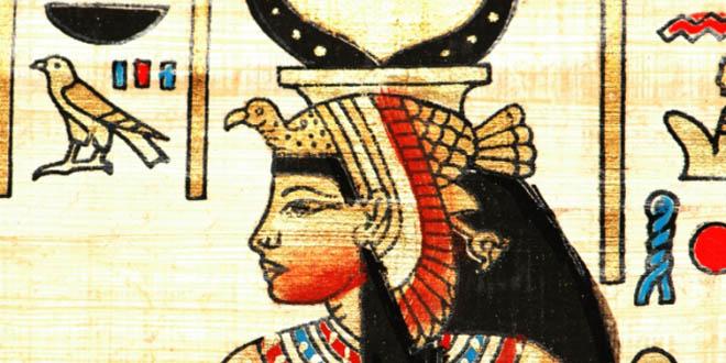 colores en antiguo egipto