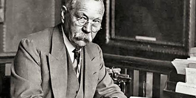 Curiosidades Arthur Conan Doyle