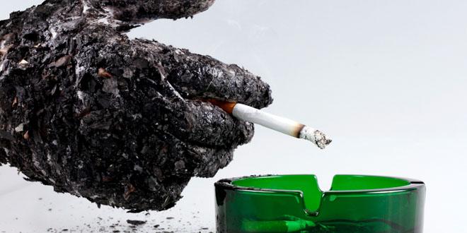 El peligro del tabaco