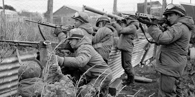 La guerra más corta de la historia