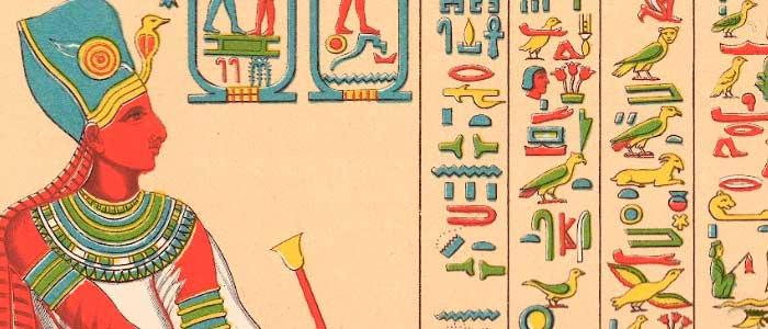 pigmentos egipcios