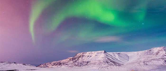 que es una aurora boreal