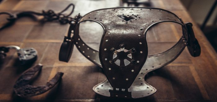 Cinturón de castidad: ¿Mito o realidad?