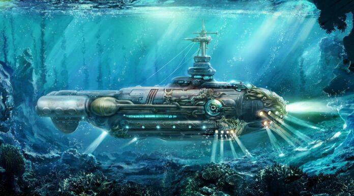 Nautilus de Julio Verne