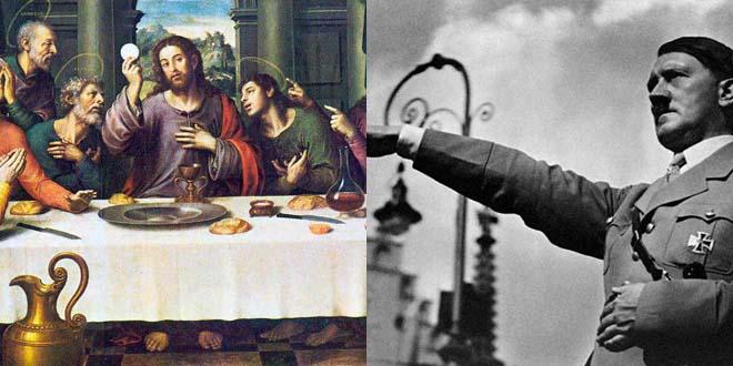 Hitler Santo grial