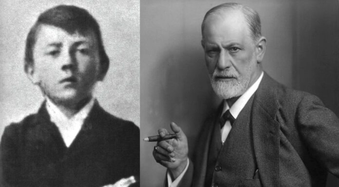 Qué dijo Freud de Hitler cuando el dictador era pequeño | _ Descúbrelo